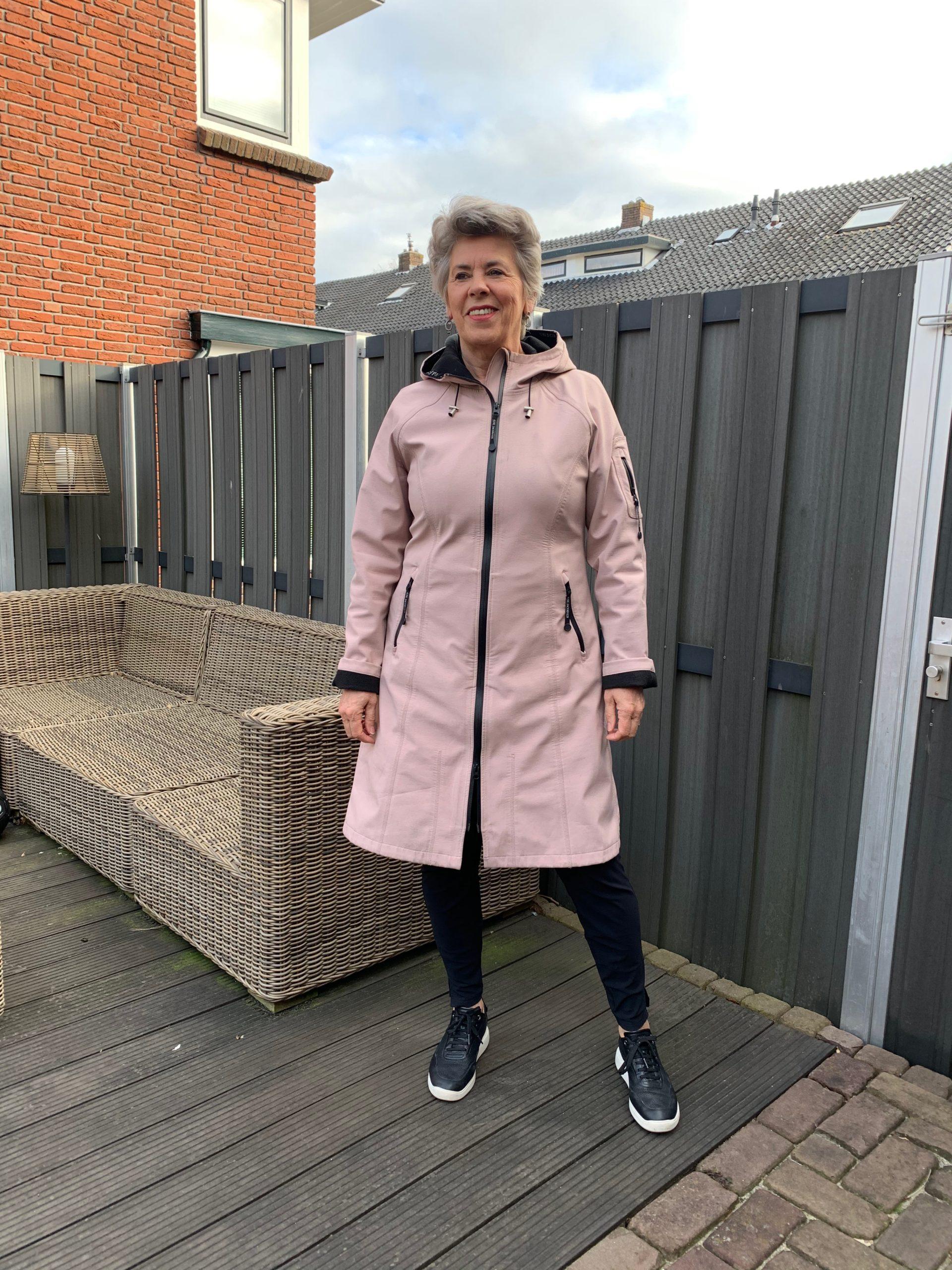 Ilse Jacobsen - jas oudrose