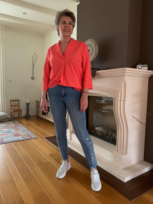 JapanTKY - Nyla, blouse