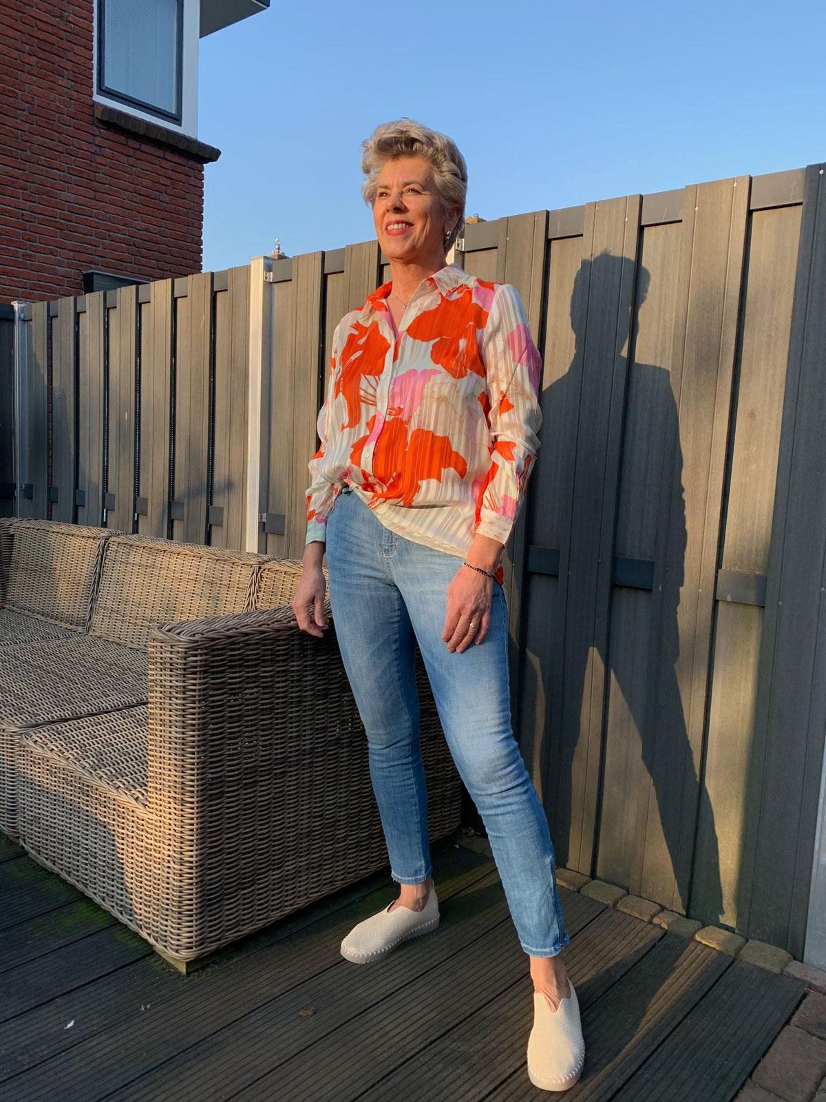 Ilse Jacobsen - blouse 1