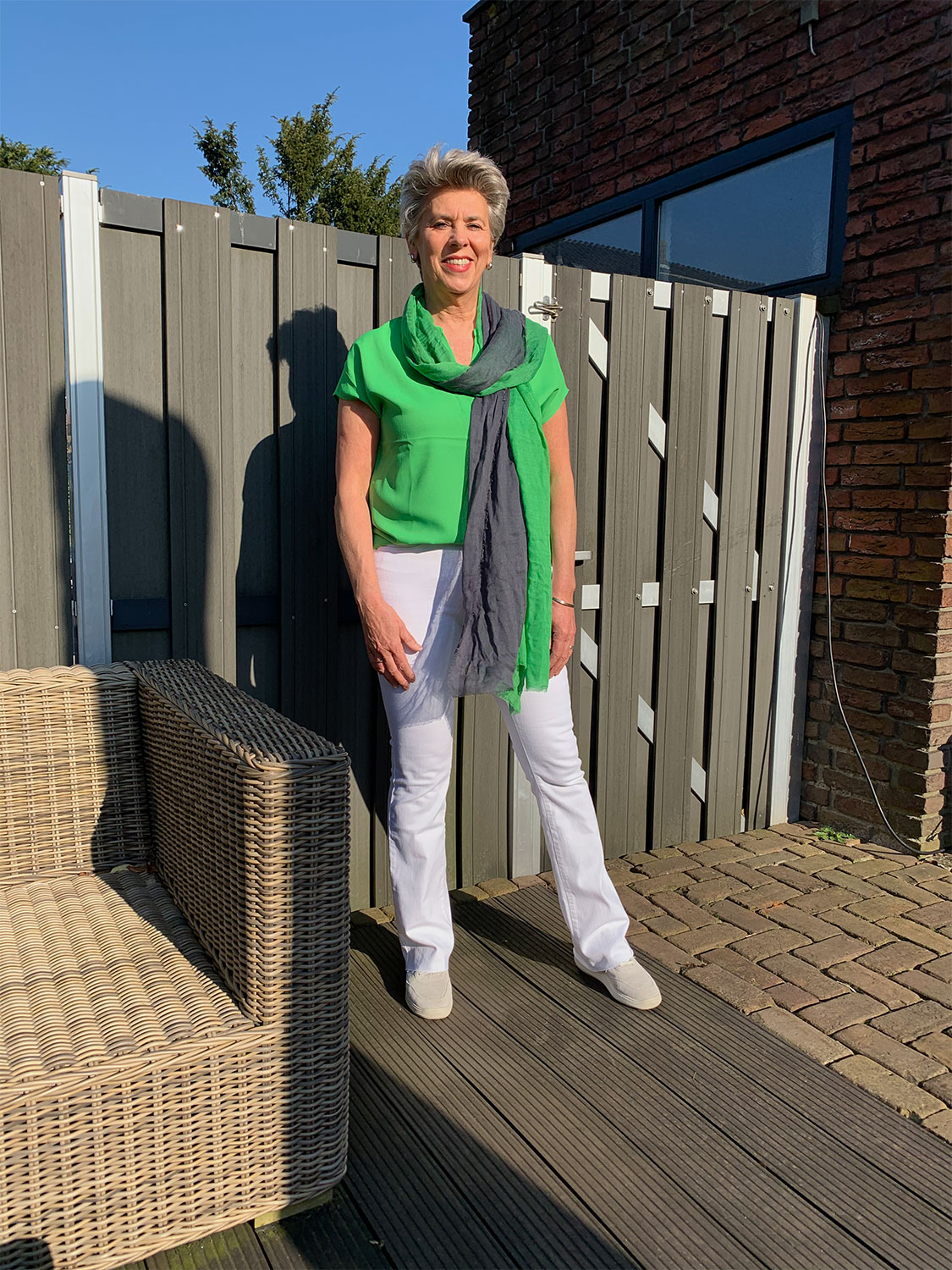 Cambio - broek flair
