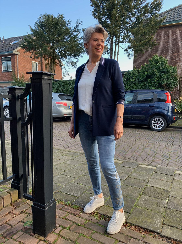 Caroline Biss - blouse