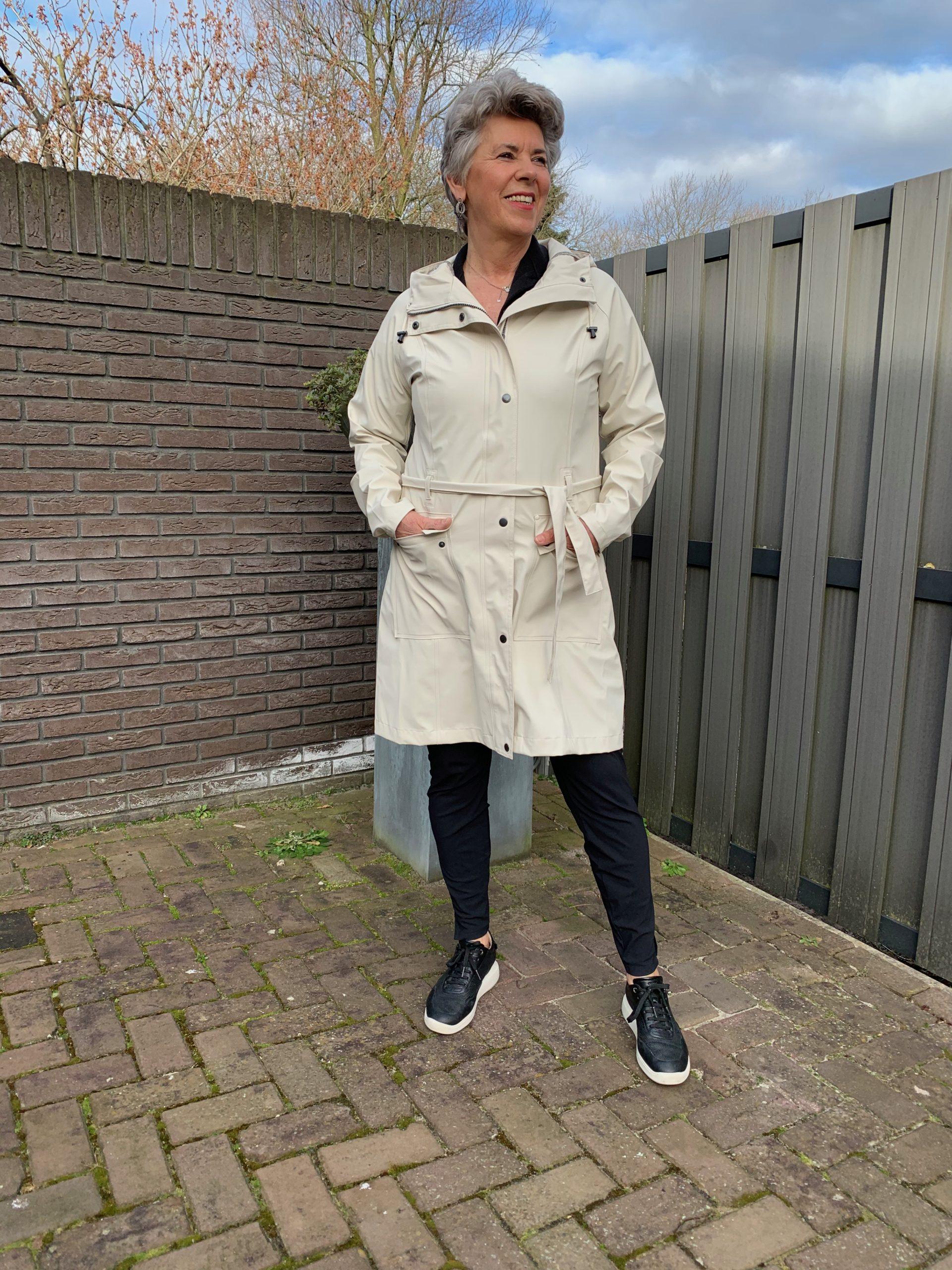 Ilse Jacobsen - jas voorjaar