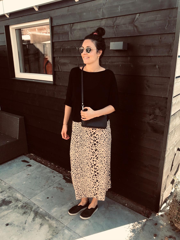 Simple - rok / pullover