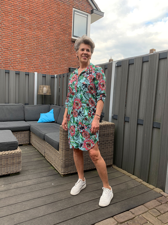 Tessa Koops - Kenna sorbet, bloem