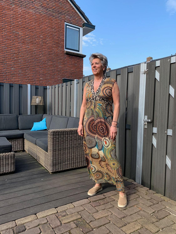 Tessa Koops - Meghan Malawi, jurk