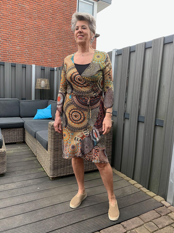 Tessa Koops - Zindia Malawi, jurk
